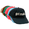 Got Music? Hats