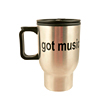 Got Music? Travel Mug