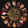Guitars Lord of the Strings T-Shirt