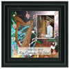 harp picture frame
