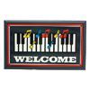 Piano Keys Welcome Mat